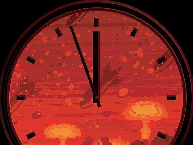 Часы судного дня: две с половиной минуты до Апокалипсиса
