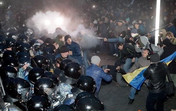 Евромайдан: «кровавая ночь» глазами студента